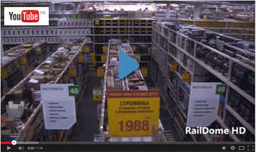 Raildome HD Youtube