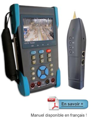 Testeur CCTV