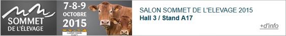 Salon Sommet de l elevage 2015